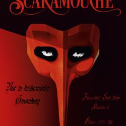 Scaramouche Einladung fertig